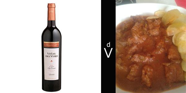 Viñas-del-Vero-Syrah-Colección-2009-con-maridaje