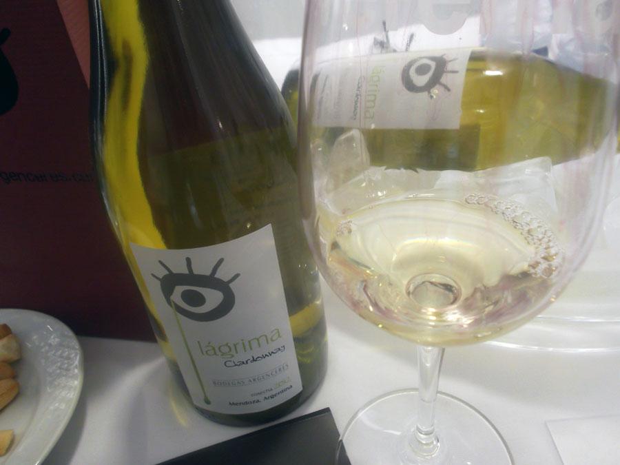 Lágrima-Chardonnay