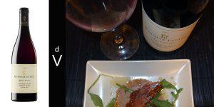 Mas-Cavalls-Dona-Margarita-Vineyard-Pinot-Noir-2013-con-maridaje